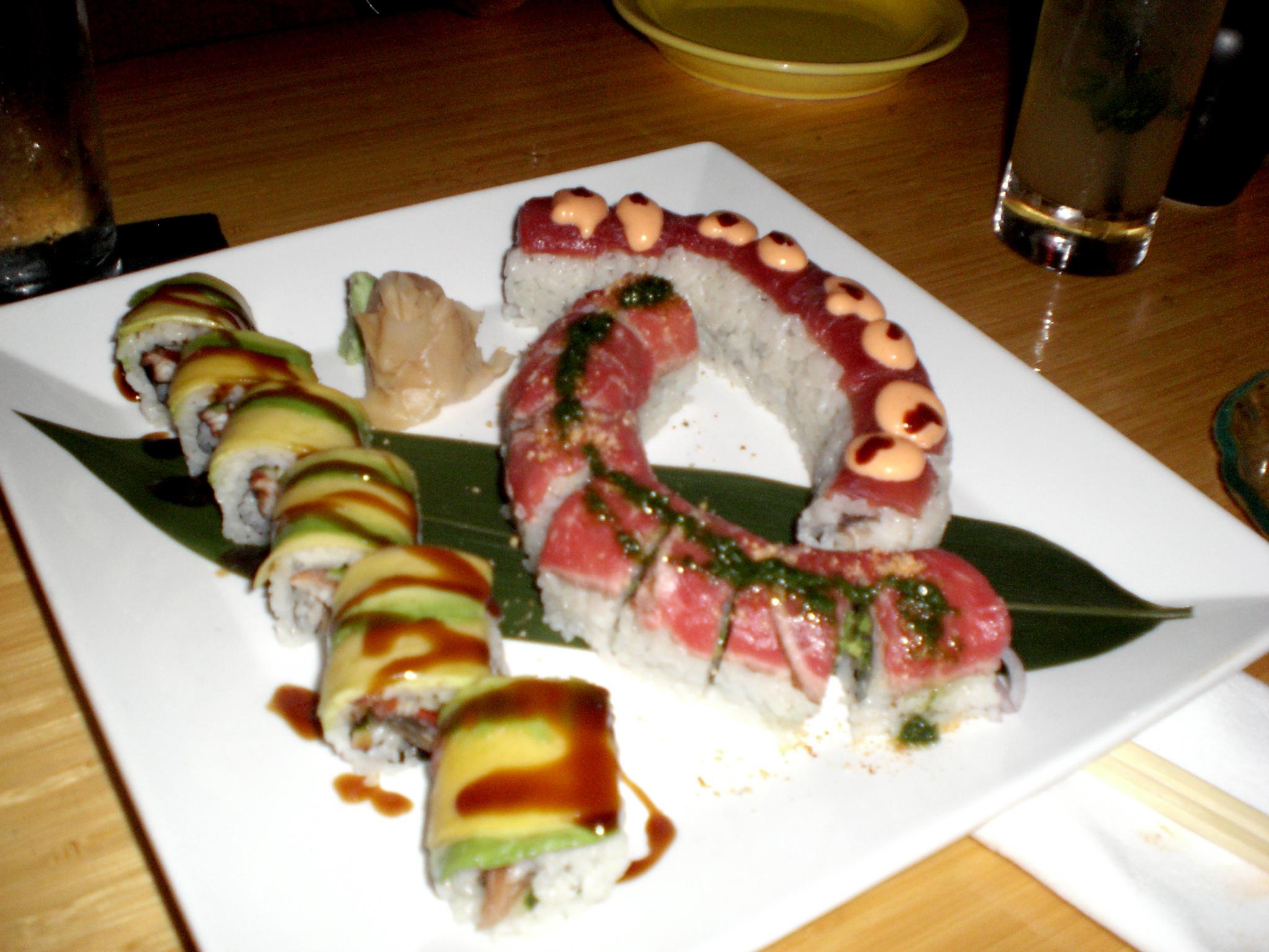 Dragon I Restaurant Review