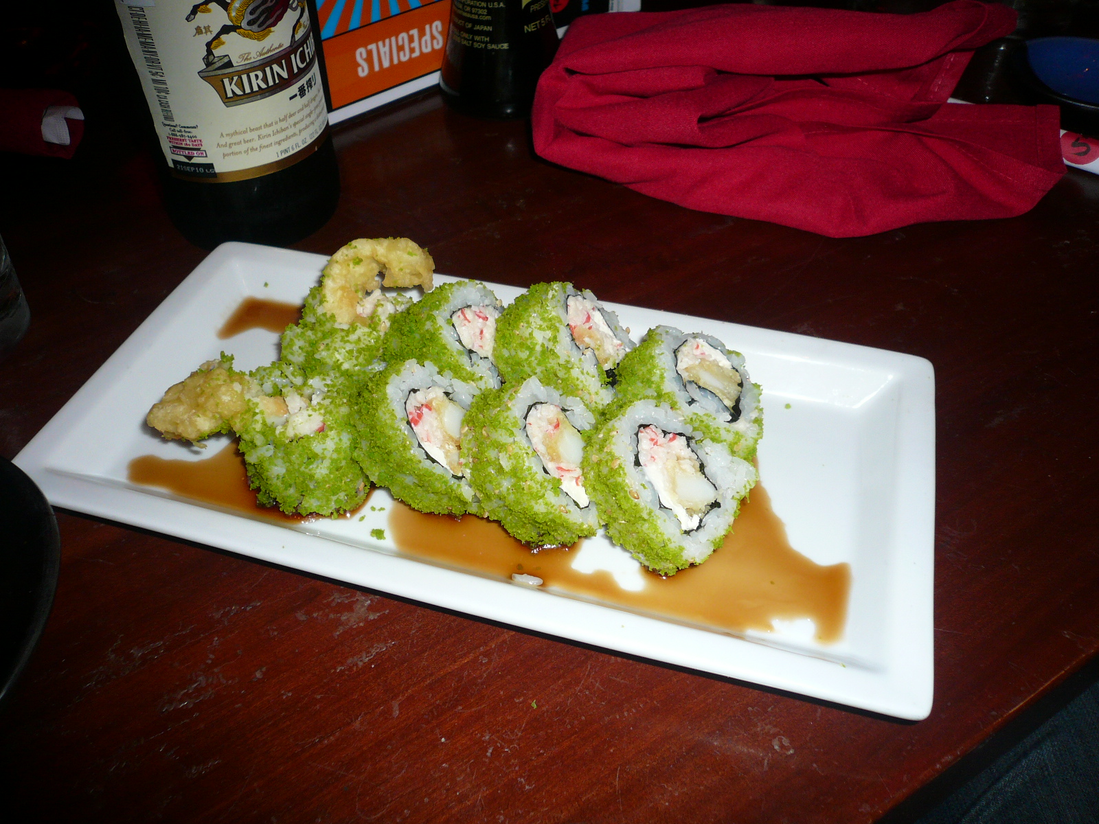 Restaurant Review – RA Sushi (Fells Point) | Niran's Food Blog