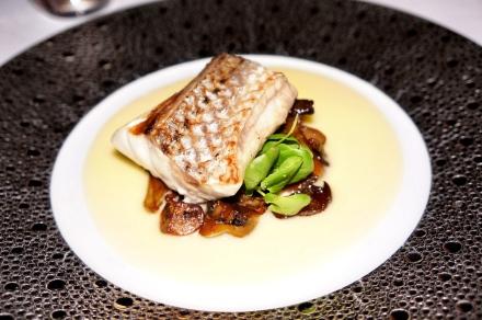 Grilled Wild Rockfish